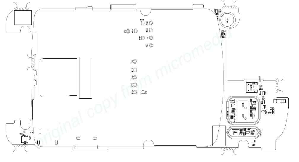 Blackberry 8230, 9220, 9320, 9790, 9780, Z10 schematic