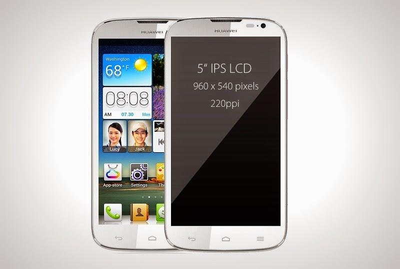 Huawei G610-U00/C00 နှင့် G730-U00/C00 အတွက် Google