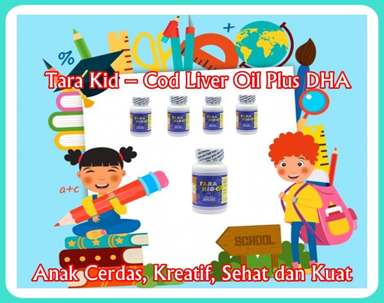 TARA Kids Suplemen Khusus Untuk Kecerdasan Anak