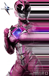 Power Rangers (2017) Movie Banner Poster 15