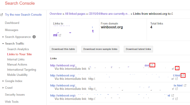 google flux seo