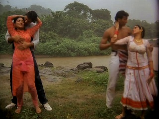 Aarti Gupta Hemanth Birje Sexy Rain Dance In Tahkhana Ramsay Hindi Horror Movie