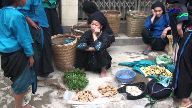 Hoang Su Phi market 2