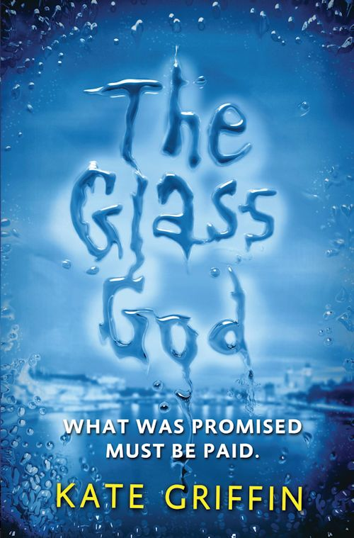 Review: The Glass God (Magicals Anonymous 2) by Kate Griffin - July 27, 2013