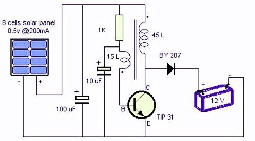 cara-kerja-lampu-solar-sel-sederhana