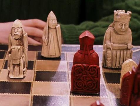 El ajedrez mágico de Harry Potter y la piedra filosofal - Cine de Escritor