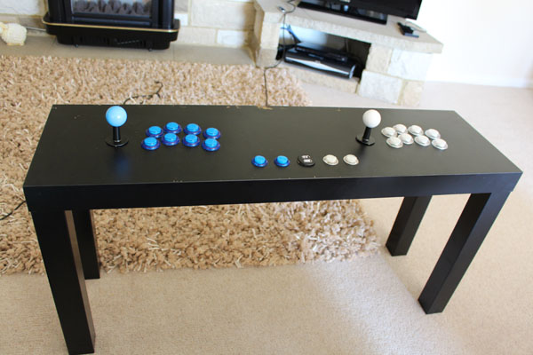 Use Simple And Smart Furniture Like The Ikea Lack Series For