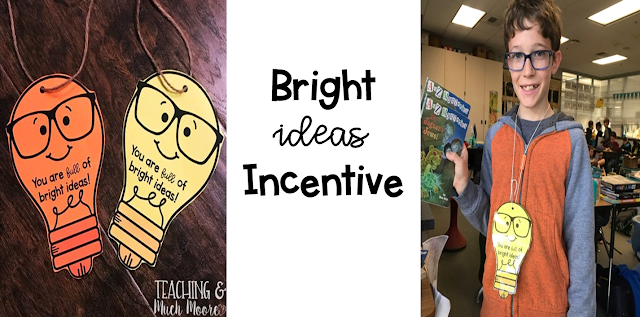 reward and incentives in the classroom