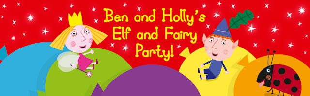 elf and fairy party