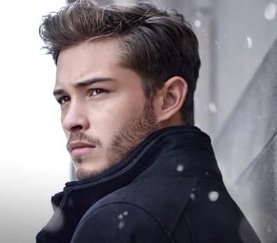 model rambut pria spiky 2018
