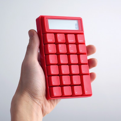 Creative Calculators and Unusual Calculator Designs (15) 8
