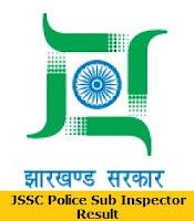 JSSC Police Sub Inspector Result
