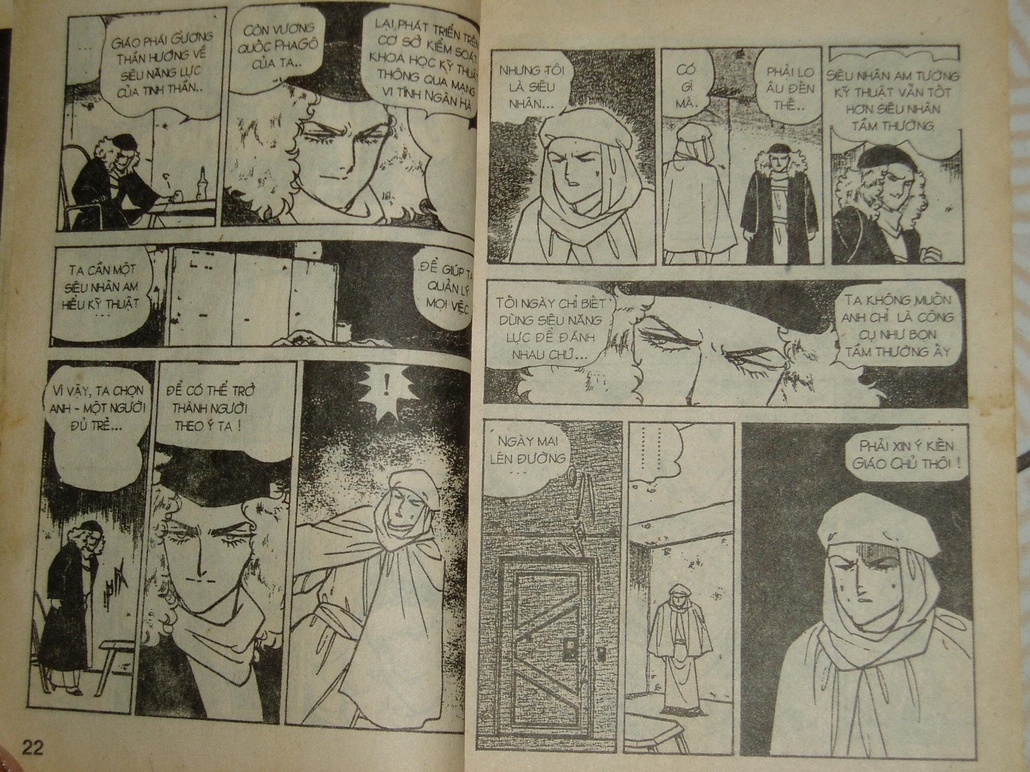 Siêu nhân Locke vol 17 trang 10