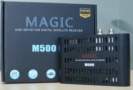magic m500