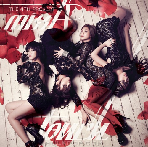 Miss A – Touch (The 4th Project Touch) – EP (FLAC + ITUNES PLUS AAC M4A)