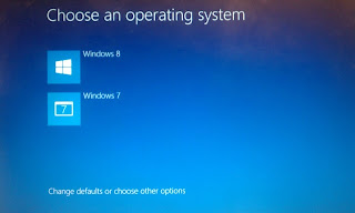 I volition brand a dual kick amongst its main operating organization windows  How to Install Dual Boot Windows vii as well as Windows 8