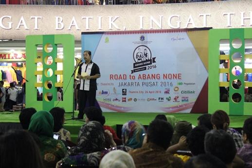 Thamrin City Dukung Pemilihan Abang None Jakarta