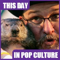 The First Groundhog Day was February 2, 1887.