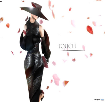 Touch Cocktail Dress Group Gift by VIRTUAL DIVA COUTURE