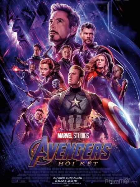 Biet doi sieu anh hung 4: Hoi ket - Avengers 4: Endgame 2019 Vietsub