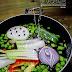 #320: Sopa de vegetales, sencilla y también es un fondo