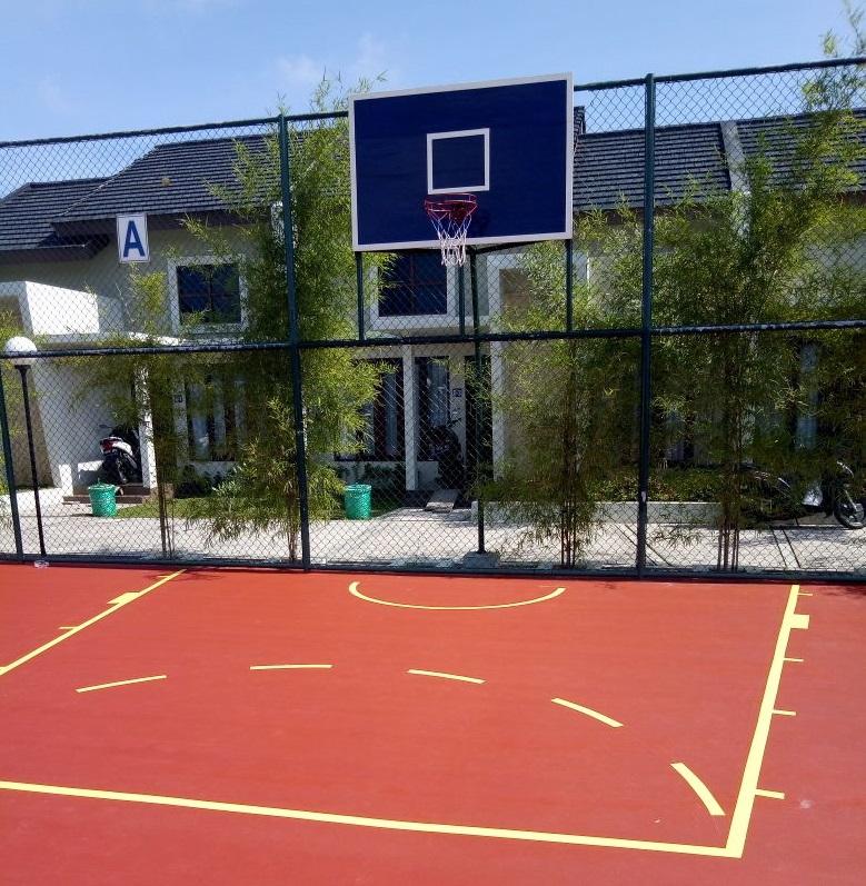 Rincian Anggaran Pembuatan Lapangan Basket Dari Kontraktor