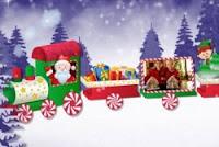 Santa's Train Styles
