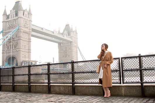 IN LOVE WITH LONDON | TORN + POLISHED