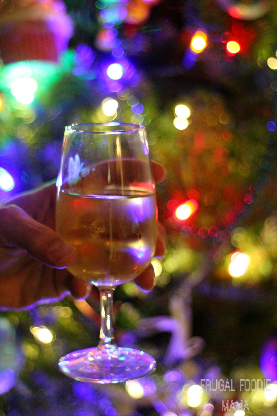 How to throw a holiday wine tasting party on a budget #ALDIPairings