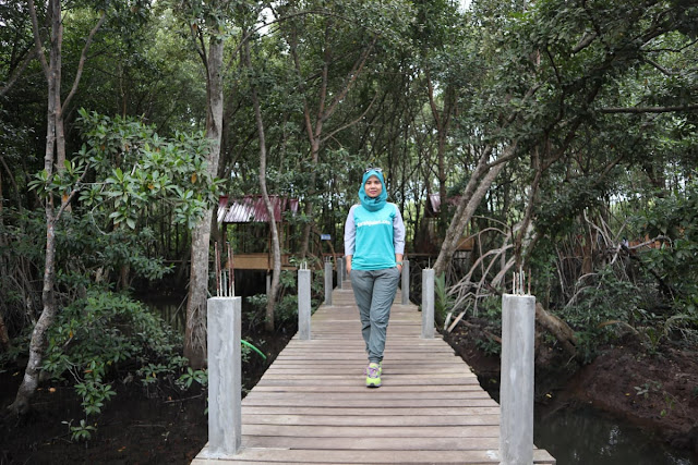 Spot Foto Wisata Mangrove Pandang Tak Jemu Nongsa Batam