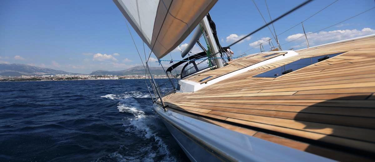 Interesting Sailboats: KUFNER 54: THE BEST DEAL?
