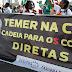 Representantes de Sindicatos de Ponto Novo participam de manifesto em Brasília contra governo Temer