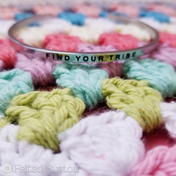 Find Your Tribe bracelet