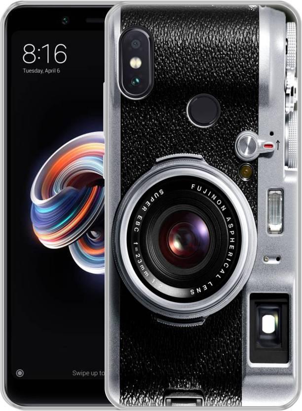 new concept 81336 cbbcc Mi Redmi Note 5 Pro Waterproof Back Cover Case Multicolor :: My Shop ...