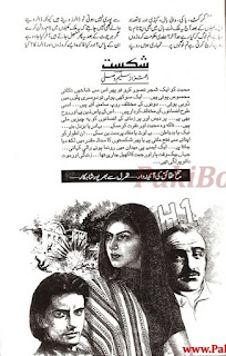 Shikast Novel By Aitzaz Saleem Wasli