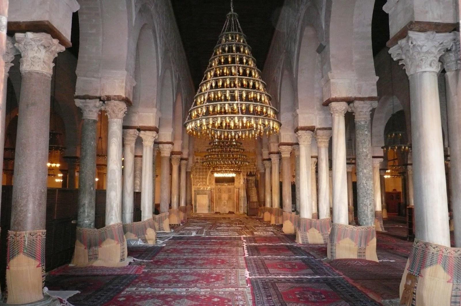 Resultado de imagen para mezquita de kairuán