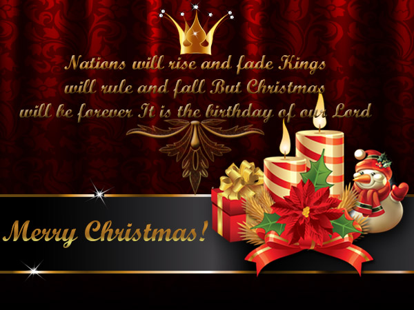 Top Best & Latest Collections Of Merry Christmas Quotes & Message - Happy Christmas Day Quotes 2016