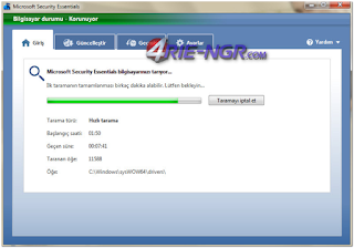 Microsoft Security Essentials 4.10.209.0 Final
