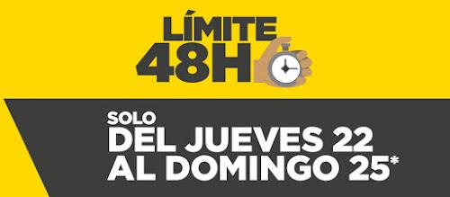 Top 10 ofertas Límite 48 horas El Corte Inglés del 22-08 al 25-08