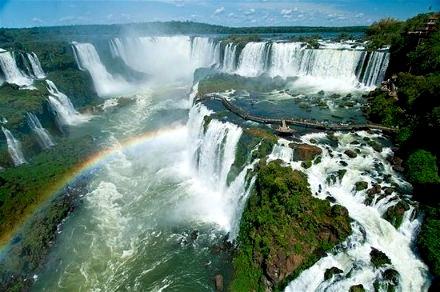 Cataratas de Iguazu turismo argentina