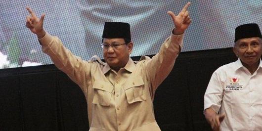 Prabowo Kenalkan 'Calon Menteri': Gatot Nurmantyo, Rocky Gerung, Sang Alang hingga Fahri