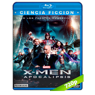 X-Men: Apocalipsis (2016) BRRip 720p Audio Dual Latino-Ingles