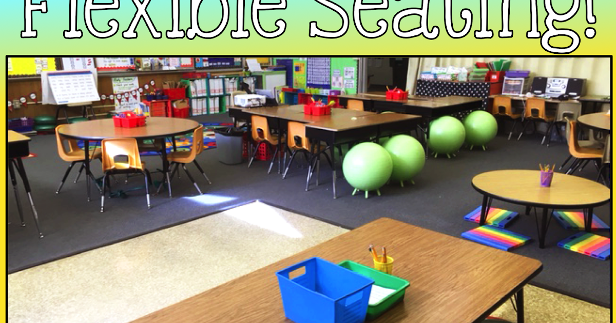 Classroom Seating Ideas Elementary ~ The creative colorful classroom flexible seating