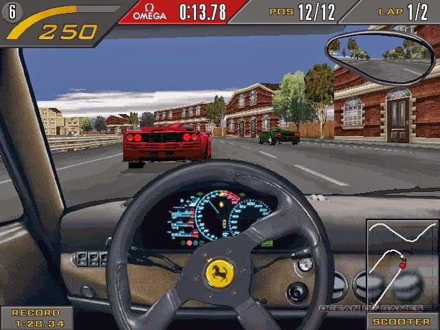 لعبة سيارات نيد فور سبيد 2014