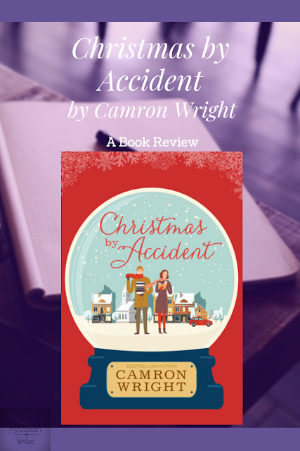 Christmas by Accident by Camron Wright a book review on Reading List