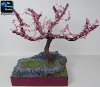 Cherry Blossom Land - tutorial wip3