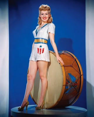 Betty Grable Had The Best Legs In Hollywood