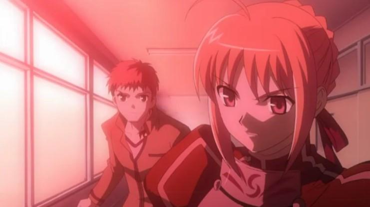 Fate/Stay Night Dublado: Episódio 11 – O Templo de Sangue