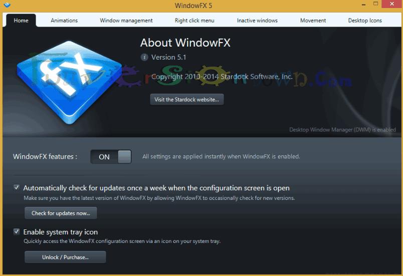 WindowFX Full