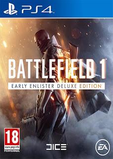 Battlefield 1 PS4 free download full version